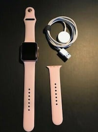 Apple Watch Series 3 Rose Gold with Pink Sand Sport Band GPS,Cellular Fairfax, 22030