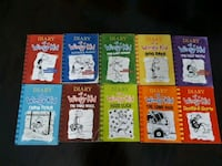 Diary of a Wimpy Kid Milton, L9T