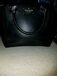 Black Leather Kate Spade Purse. Oakland, 94603