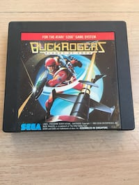 Buck Rogers Planet Of Zoom (Atari 5200) Vancouver, V6A