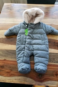 Luxury Jacadi Snowsuit 0-6 Months