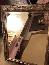 Large, Gilded Mirror 47 km