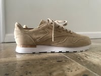 Reebok rare Oatmeal Driftwood  new sneakers size 10 Washington, 20037