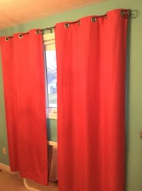 Pink blackout curtains Brantford, N3R 7A7