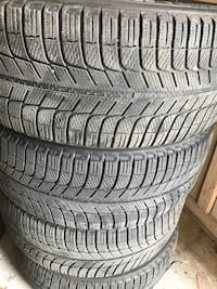 Michelin winter tires 235/50/18 Mississauga, L5M 7P3