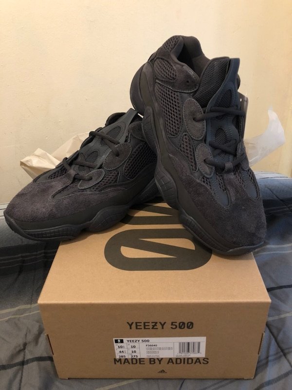 3a1740549 Used Yeezy 500 size 10 1 2 for sale in New York - letgo