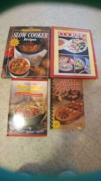 Slow cooker and other recipes