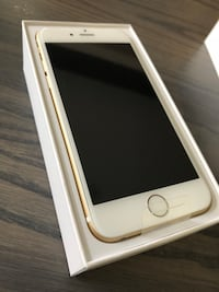 iPhone 6 Gold 128GB (Brand New Still in Plastic) St. Catharines, L2S 0A2