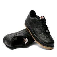 Nike Air Force One Boys LV 8 Croc & Gum Brand New Smoke Free Size 6.5 Sicklerville, 08081