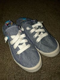 Girl Shoes Size 1 Imperial