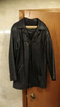 Men's Leather Coat Vaughan, L6A 1A8