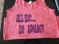 All me...no apology tanks Queen Creek, 85142