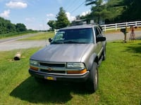 Chevrolet - Blazer - 2002 Gold Hill, 28071