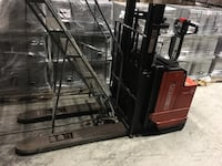 Electric Pallet Stacker Toronto, M1C 3Y1