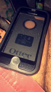 iphone 5 otterbox with screen protector Garfield, 30425