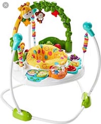 Fisher Price Jumparoo (Like new) Toronto, M6K 0C4