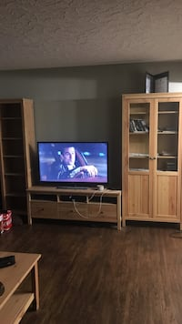 Home theatre system with coffee table