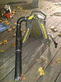 McCulloch backpack blower Powder Springs, 30127
