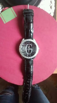 Guess watch LEATHER BAND Montreal, H4H 1X2