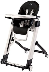 Peg Perego high chair . Brand new sealed  Mississauga, L5J 2K3