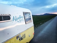 Travel Trailer Rental Las Vegas