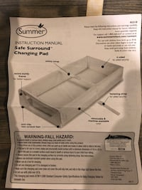 Four sided changing  Pad Falls Church, 22044