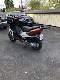 peugeot speedfight Lørenskog