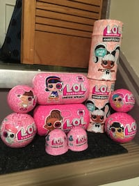 Lol Surprise Series Pink Collection Series 1 & Series 2 Toronto, M4A 1A3