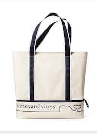 NWT Vineyard Vines for Target Beach bag Alexandria, 22310