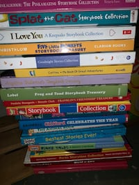 Story books collections