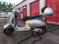 gray and black motor scooter Beltsville, 20705