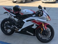 2012 Yamaha R6 (50th Anniversary Edition) Moreno Valley, 92553