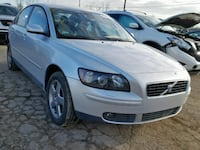 PARTING OUT A 2006 VOLVO S40 #1838 Warren