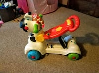 Vtech 3 in 1 ride on toy Charlotte, 48813