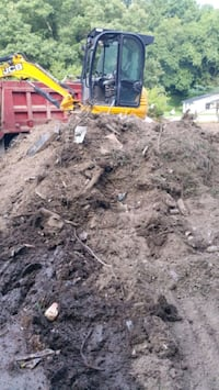demo trailer, house,barn ,land clearing Cleveland