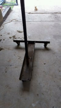 Light with Cart adjust up and down all metal !! Township of Taylorsville, 28681