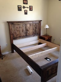 Home made beds from twin to king Taneytown