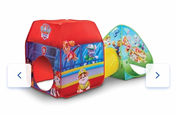 Baby tent and tunnel  c74bee67-3ca5-4caa-b802-032d51470a41