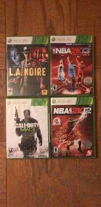 xbox 360 games Woodbridge, 22192