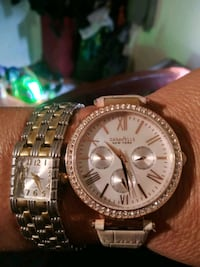 Watches (2) both $60