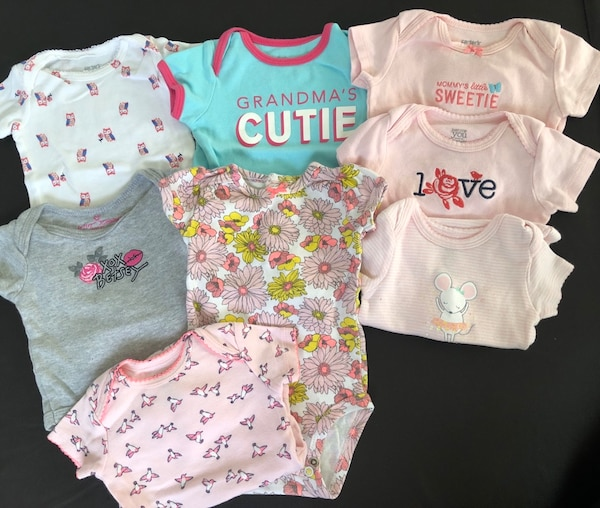 dadf22a4a Used 3 month old onesies for sale in Anaheim - letgo