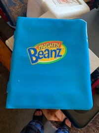 Mighty Beans 53 Set with Blue Case Harrisburg, 57032