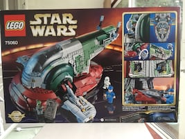 Lego Star Wars Slave 1 Set Sealed New