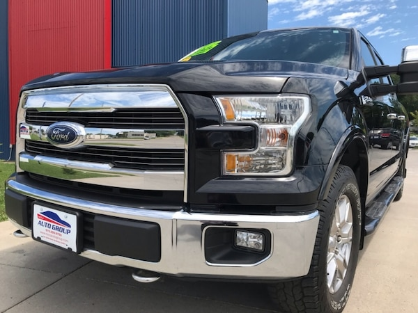 2016 Ford F-150 4WD SuperCrew 157  Lariat GUARANTEED CREDIT APPROVAL 3bd2b57c-ae83-445f-aa7e-71ce31514020