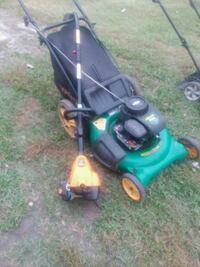 Poulan Pro and Weed Eater Lawn Mower work excellen Newport News, 23607