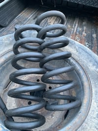 Chevy 1500 1/2ton coil springs 10in stock height Sterling