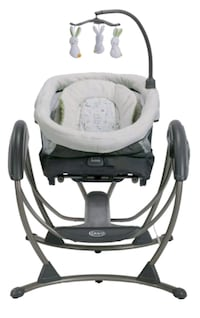 Graco Dream Glider Gliding Swing & Sleeper Baltimore, 21220