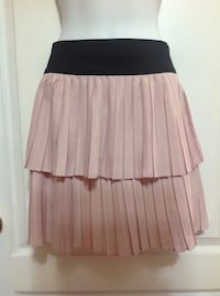 DYNAMITE Pink Layered Skirt: Size Small Toronto, M1S 2Y8