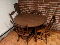 Dining room table Washington, 20001