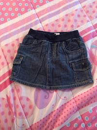 Girls blue denim skirt Suitland, 20746